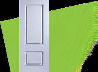 ประตู Fibberglass
