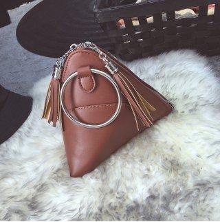 กระเป๋าทรงปิรามิด K-016