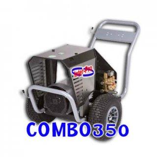 เครื่องฉีดน้ำแรงดันสูงระบบน้ำเย็น รุ่น COMBO 350