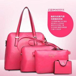 กระเป๋าเซ็ต 4 ใบ ST-003