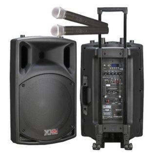 เครื่องขยายเสียงเคลื่อนที่ XXL-SL 15V-BT Portable