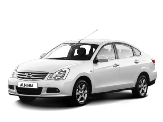 รถเช่าเชียงใหม่ nissan almera