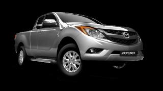 รถเช่าเชียงใหม่ รถกระบะ MazdaBT 50 เครื่อง 2500