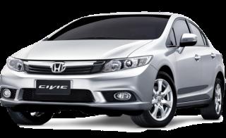 รถเช่าเชียงใหม่ Honda civic 1800
