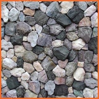 หินเทียม รุ่น Mountain Rubble Stone