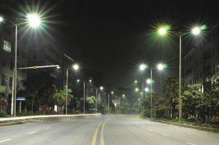 โคมไฟถนนหลอด LED