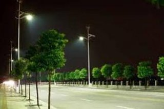 โคมไฟถนน Solar Street Light