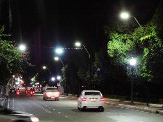 โคมไฟถนนพลังงานโซล่าร์