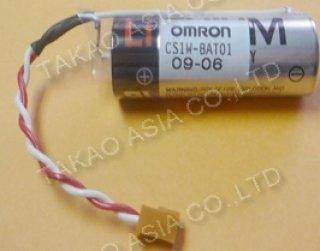 แบตเตอรี่ลิเธียม OMRON CS1W BAT01