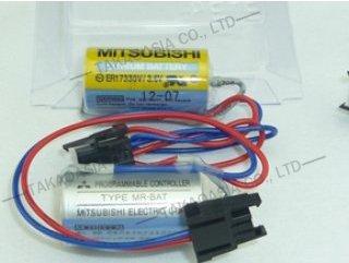แบตเตอรี่ PLC MITSUBISHI MR BAT ER17330V