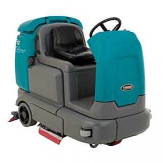 รถขัดล้างพื้นดูดกลับน้ำแบบนั่งขับขนาดกลาง รุ่น T12