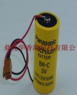 แบตเตอรี่ลิเธียม PANASONIC BR-C 3V lithium