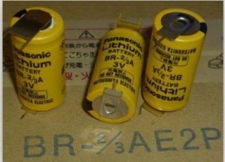แบตเตอรี่ลิเธียม PANASONIC BR-2/3A 3V BR-2/3AE2P