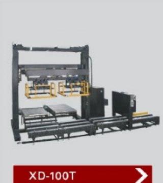 เครื่องจัดเรียงสินค้าบนพาเลท รุ่น XD 100T