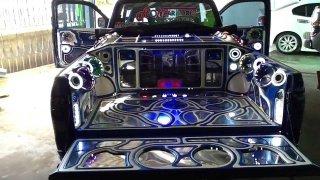 ออกแบบระบบเครื่องเสียงรถยนต์