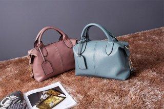 กระเป๋าหนัง สีพาสเทล K-034