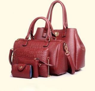 กระเป๋าหนัง เซ็ตสุดหรู TB 026