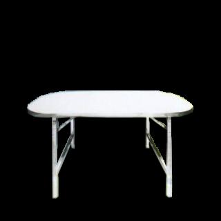 โต๊ะสแตนเลส พับได้ รหัส JK-214