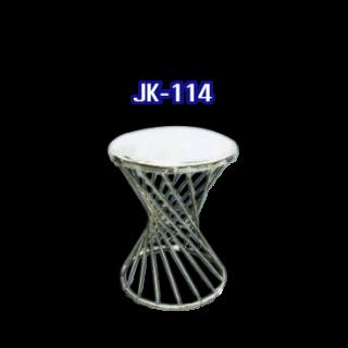 เก้าอี้สแตนเลส รหัส JK-114