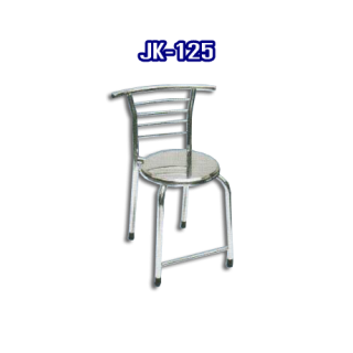 เก้าอี้สแตนเลส รหัส JK-125