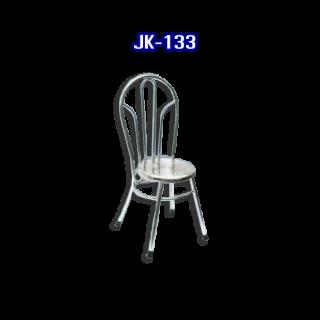 เก้าอี้สแตนเลส รหัส JK-133