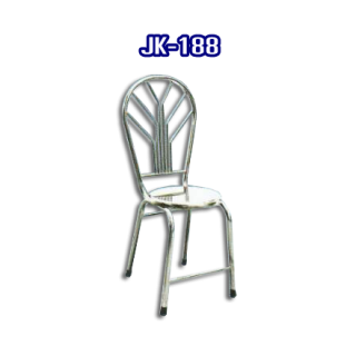 เก้าอี้สแตนเลส รหัส JK-188