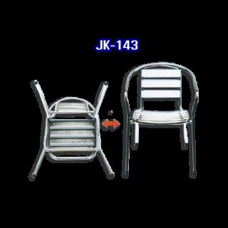 เก้าอี้สแตนเลส รหัส JK-143