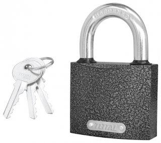 กุญแจแขวนรมดำ TLK31381