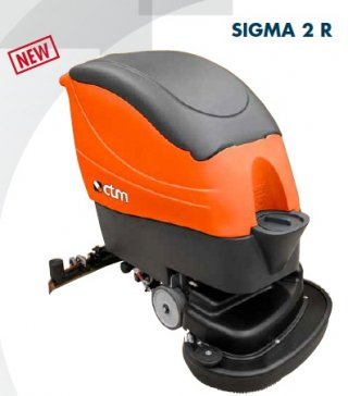 เครื่องขัดพื้น SIGMA 2 R