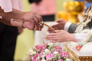 รับจัดงานแต่งงานตามประเพณีไทย