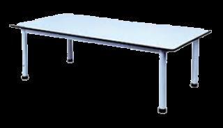 โต๊ะอนุบาลหน้าเมลามีน (โต๊ะเดี่ยว)