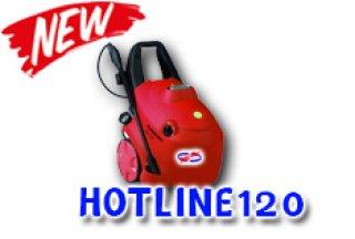 เครื่องฉีดน้ำแรงดันสูง HOTLINE120