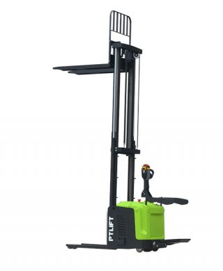 รถยกพาเลท CL Full electric stacker double oil