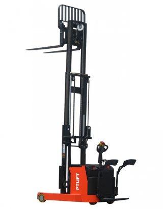 รถยกตู้หนัก Electric Reach Stacker (three mast)