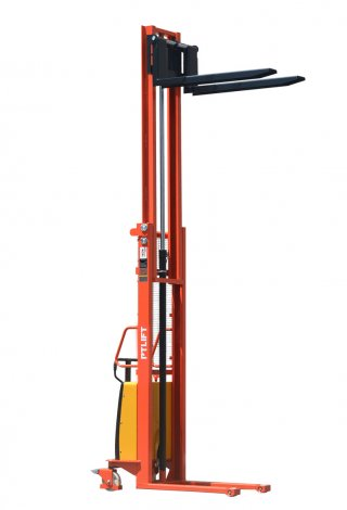 รถยกพาเลท SPN Semi electric pallet stacker