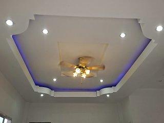 รับออกแบบติดตั้งฝ้าเพดาน
