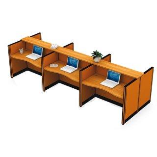 โต๊ะทำงาน สำหรับ 6 ที่นั่ง
