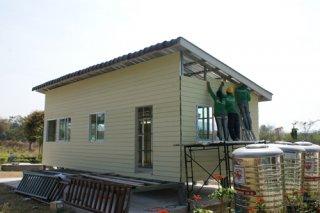 บ้านสำเร็จรูป Easy Living 4