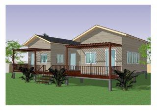 บ้านสำเร็จรูป Easy Living 8