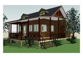 บ้านสำเร็จรูป Easy Living 15