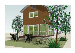 บ้านสำเร็จรูป Easy Living 22