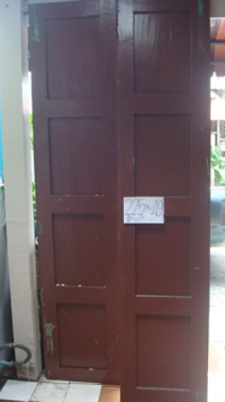บานประตูโบราณเจริญกรุง