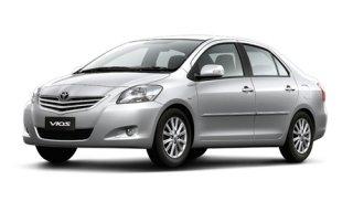 ให้เช่ารถยนต์ New Toyota Vios