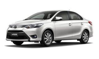 ให้เช่ารถ All New Toyota Vios
