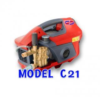 เครื่องฉีดน้ำแรงดันสูงระบบน้ำเย็น MODEL C21
