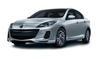ให้เช่ารถยนต์ Mazda 3