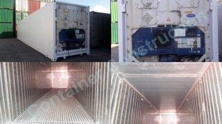 ตู้คอนเทนเนอร์แบบห้องเย็น 45 HCRF 001