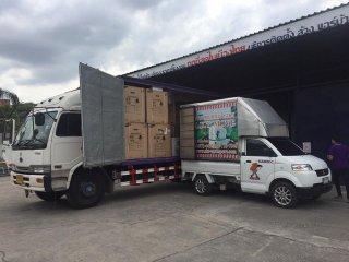 บริการขนส่งสินค้าทั่วประเทศไทย