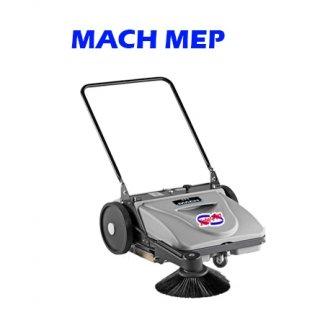 เครื่องกวาดพื้นแบบเข็นตาม รุ่น MACH-M