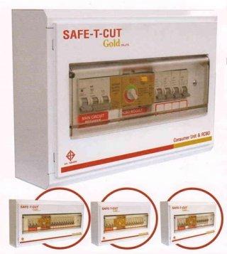 ตู้ควบคุมวงจรไฟฟ้า Consumer Unit & RCBO